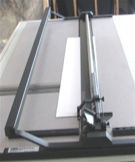 Mat Board Cutter by C H Advantage Pro Mat Cutter 48 Inch Used Picture Framing