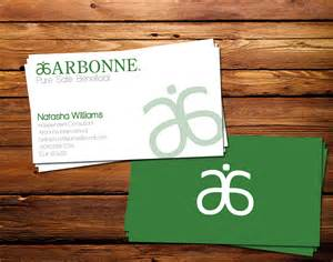 arbonne business card arbonne basic business card design 3 5x2 by