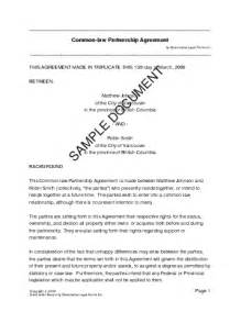 prenuptial agreement canada legal templates