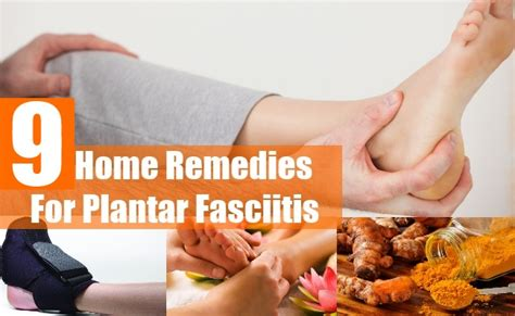 How To Treat Plantar Fasciitis At Home by Seidensticker979