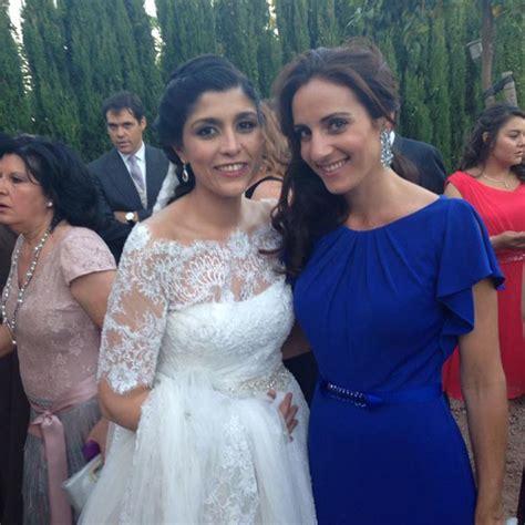 imagenes hola hermana las im 225 genes no vistas de la emotiva boda de ver 243 nica