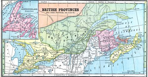 map eastern canada provinces provinces in eastern canada