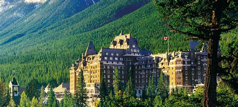 winspire experience fairmonts  banff calgary lake louise