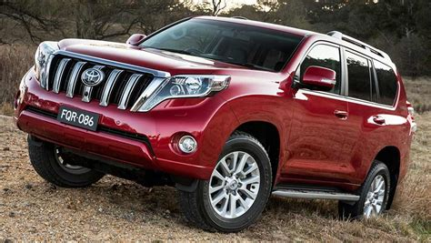 Toyota Prado 2015 Review 2015 Toyota Landcruiser Prado Kakadu Review Road Test