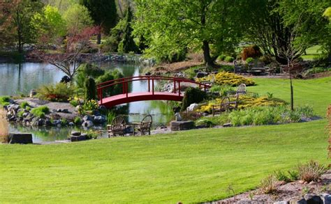 Hill Gardens by Sycamore Hill Gardens Where Nature And Are One