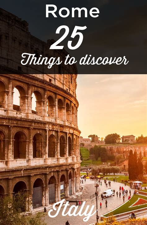 best things to buy in rome 25 best things to do in rome places to visit and must