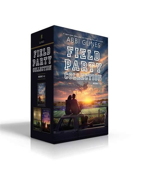 under the lights abbi glines field party collection books 1 3 book by abbi glines