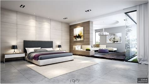 Decorating Ideas For Master Bedroom And Bathroom Bedroom Bedroom Designs Modern Interior Design Ideas