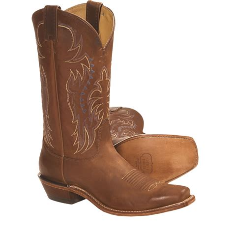 cowboy boots nocona leather cowboy boots for 5624k