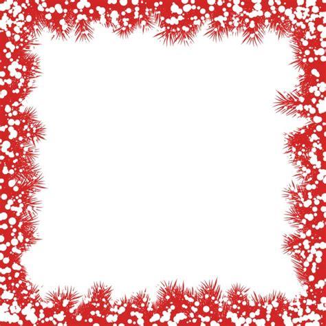 cornice natalizie cornice rossa natale ghirlanda scaricare vettori gratis