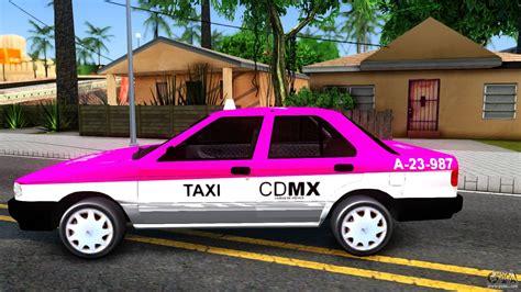 nissan tsuru taxi nissan tsuru taxi para gta san andreas