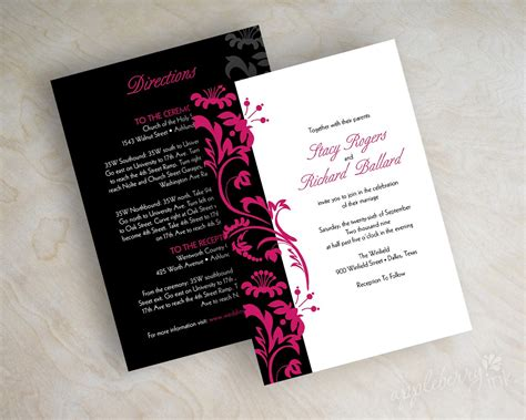 amazing cheap custom wedding invitations custom wedding invitations contemporary modern