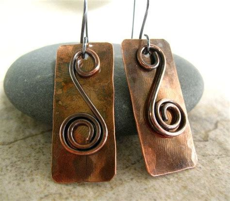 Handcrafted Metal Jewelry - 25 best ideas about metal jewelry on metal