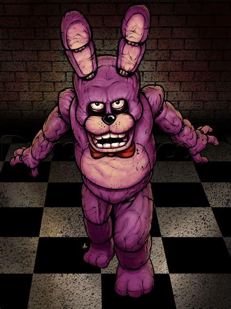 bunny bonnie freddys nights at five thefivefreddys tyrone deviantart