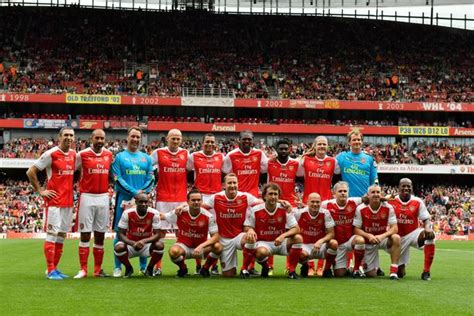 Arsenal Legends arsenal legends where are the former gunners now
