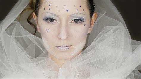 makeup tutorial snow queen snow queen youtube