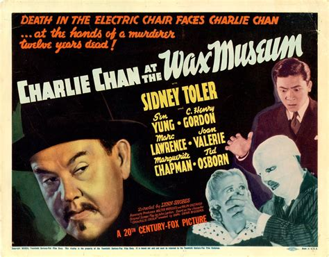 watch charlie chan at the wax museum 1940 full movie trailer charlie chan at the wax museum 1940 sold details four color comics