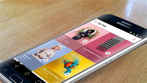 apple music android apple music comes to android as an emissary techcrunch