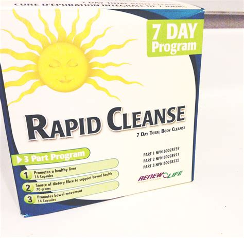 Rapid Detox Program by Let S Cleanse Drea