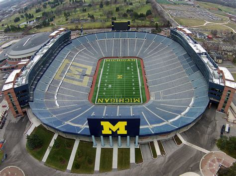 big house capacity the big house capacity 28 images of michigan stadium arbor special events near l