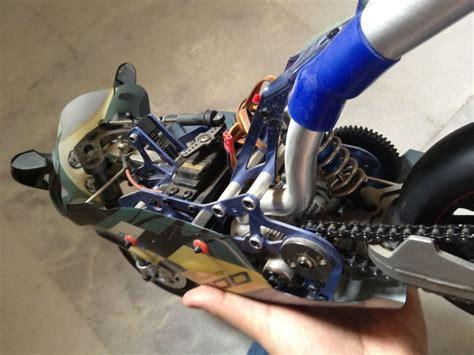 Rc Motorrad Nitro by For Sale 1 5 Scale Nitro Rc Motor Bike Ready To Go