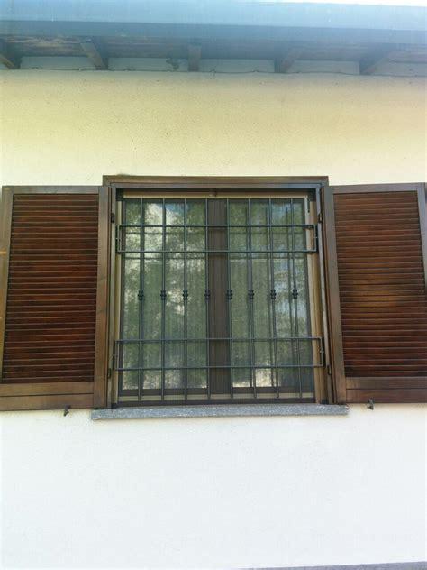 non porte e finestre inferriate di sicurezza per porte finestre e