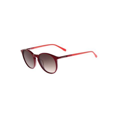 Color Block Sunglasses sunglasses color block lacoste s t y l e