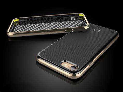 Patchworks Iphone 7 Plus Flexguard Silver 1 新製品 衝撃吸収材を内蔵したiphone 7 7 plus用tpuケース patchworks flexguard case