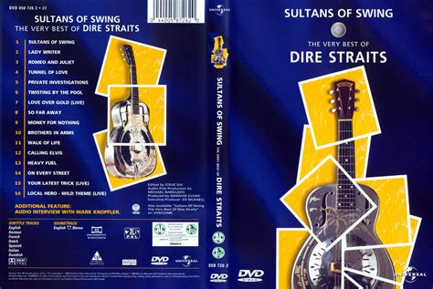 sultans of swing the best of dire straits series and rock bands 7 the verve and dire straits