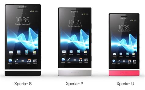 new mobile sony two new android smartphones from sony mobile