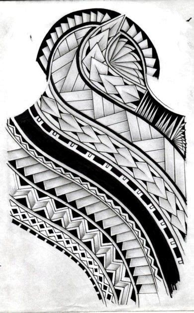 samoan style tattoo designs 48 coolest polynesian designs tribal and