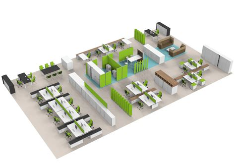 office layout planner 3d what we do fuze business interiors