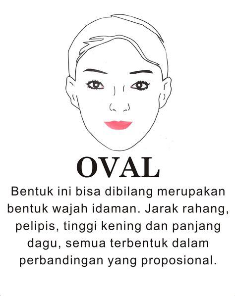 cara make up untuk muka oval jenis muka oval jenis muka oval 5 model rambut pendek