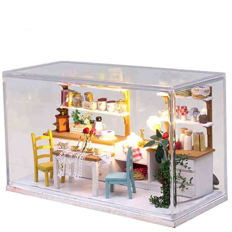 doll house making dollhouse furniture making kits image mag