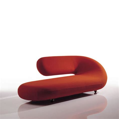 chaiselongue modern artifort c248 cleopatra modern chaise lounge by geoffrey