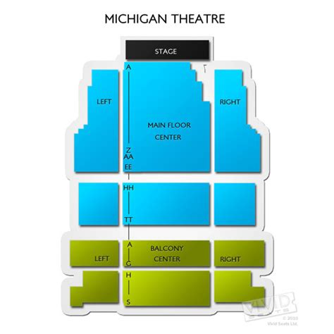 michigan theater seating chart michigan theatre arbor seating chart seats