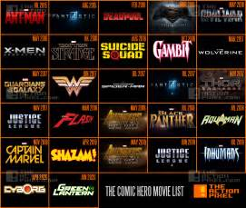 Marvel Schedule The Ultimate Dc And Marvel Comic List The Pixel