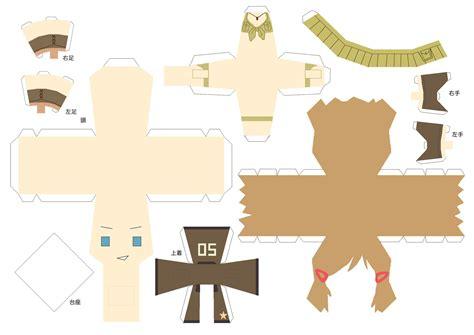 Hetalia Papercrafts - hetalia papercraft fem america by dj mewmew on deviantart