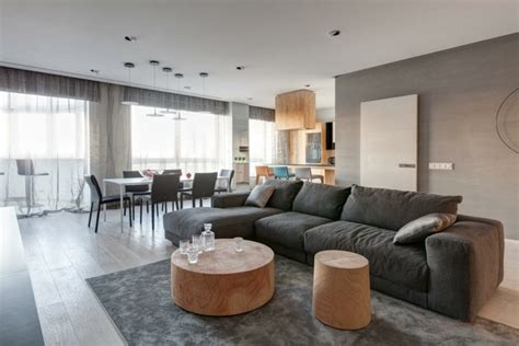 wohnung einrichten wohnung einrichten in grau modernes apartment als