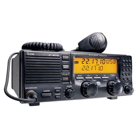 Icom M710 ic m710 mf hf marine transceiver features icom america