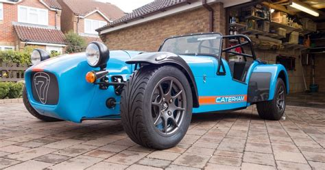 caterham r500 build and ownership new track day