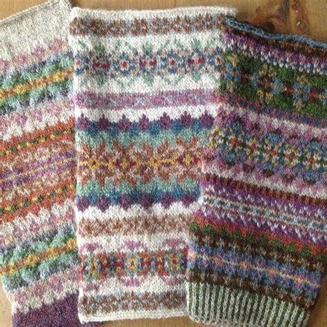 knit fair isle best 25 fair isle knitting ideas on fair isle