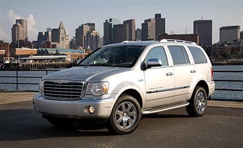 Chrysler Aspen Hybrid by Car And Driver