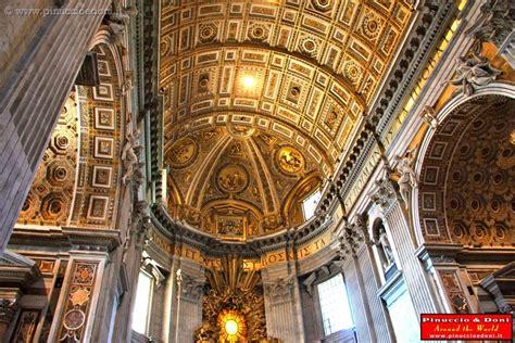 interno roma roma e vaticano 2 roma vaticano basilica di san pietro