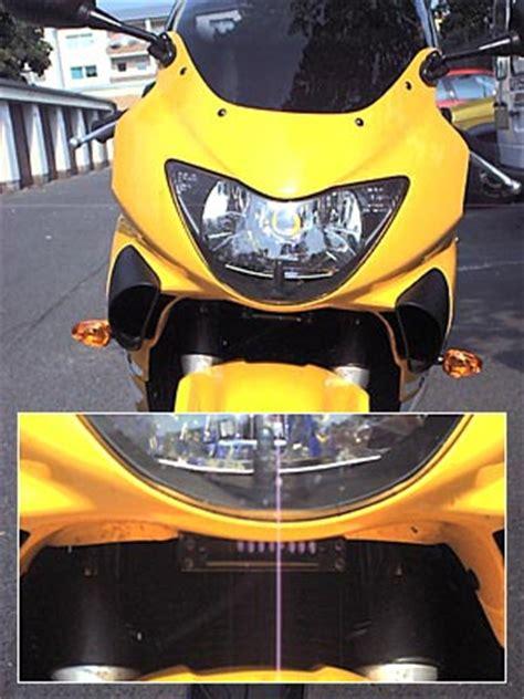 Mobile Blitzer Mit Motorrad by Blindereinbau Am Motorrad Radarfalle De