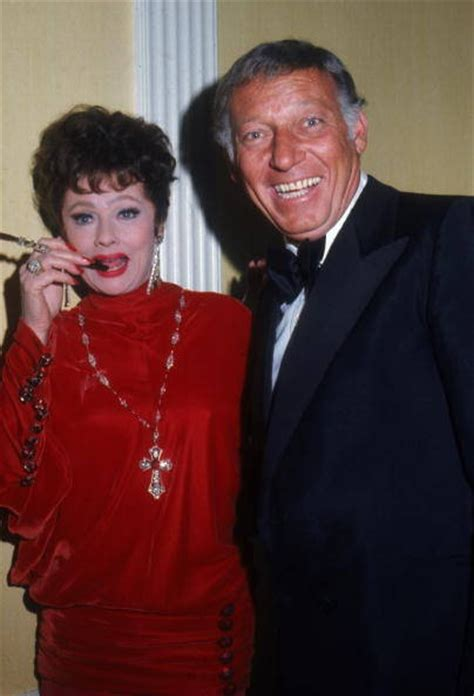 gary morton with husband gary morton her mame costume lucille ball