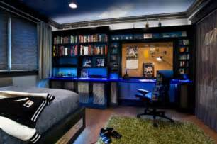 Bedroom Decorating Ideas For Teenage Guys 40 Teenage Boys Room Designs We Love