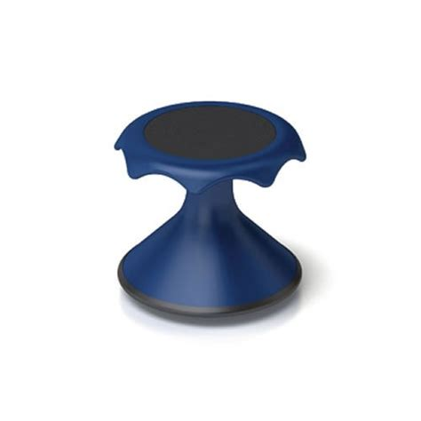 Sitting Stool 18 Quot Hokki Stool For Active Sitting Blue