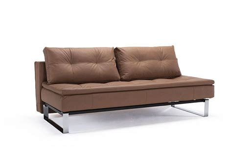convertible beds convertible sofa bed upholstered in fabric or leather