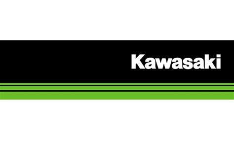 logo kawasaki kawasaki updates logo for 50th anniversary motorcycle